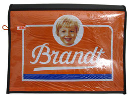 Wechselklappe Brandt Zwieback für Messengerbag oder Lehrertasche