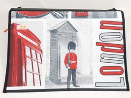Wechselklappe London für Messengerbag oder Lehrertasche