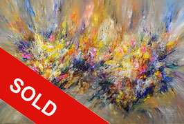 Abstract Painting XXXL 1,  / SOLD extra large painting