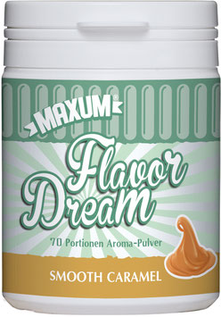 Flavor Dream - Smooth Caramel