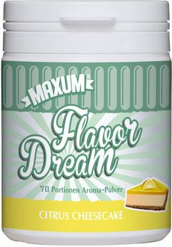 Flavor Dream - Citrus Cheesecake