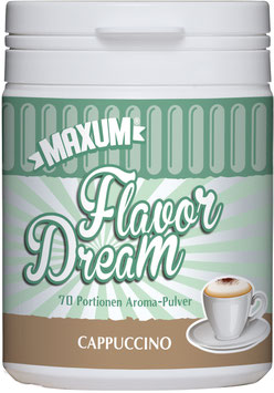 Flavor Dream - Cappuccino