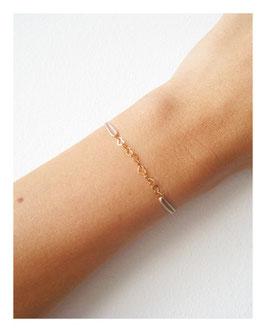 Armband Love Nude