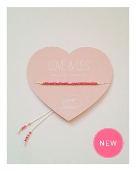 Die neuen LOVE & LIES Summer Specials -  Pink-Stripes