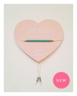 Die neuen LOVE & LIES Summer Specials -  Türkis
