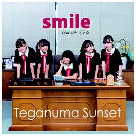 3rd CD【smile/シャララ☆】
