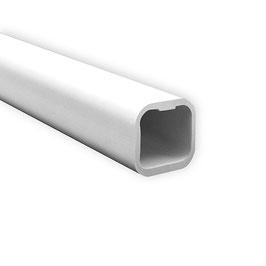 PVC Vierkantrohr 22x22mm