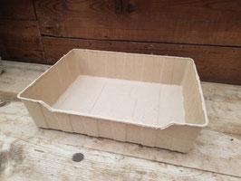Badeschale aus Karton