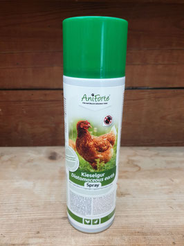 Aniforte Kieselgur Spray 500ml
