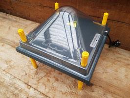 Schutzabdeckung für viereck Wärmeplatte