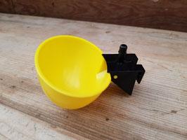 Beckentränke Gelb zur Gittermontage