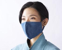 MSK001-A 本藍染マスク