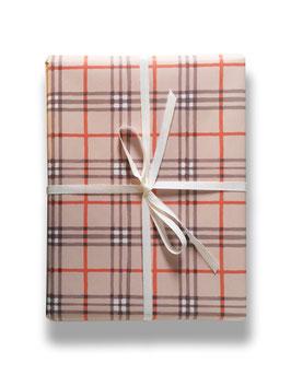tartan plaid - gift wrap