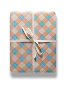 argyle - gift wrap