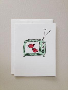 tv kisses