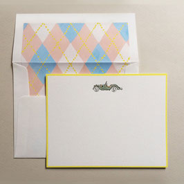 Morgan - flat note (box of 8)