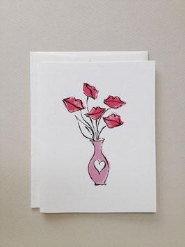 bouquet of kisses