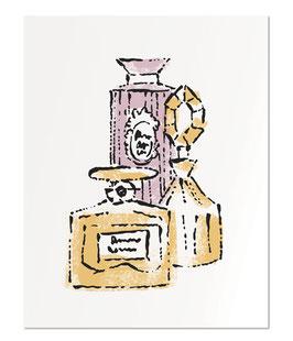 "Perfume 11x14"" print"