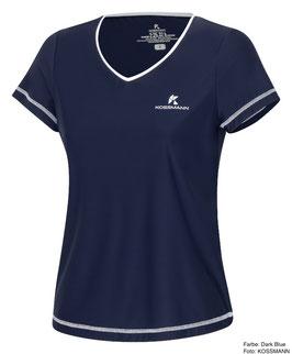 Shirt von KOSSMANN - ECOLINE (Damen), dark blue