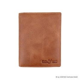 Portemonnaie von CONTIGO - Rindsleder