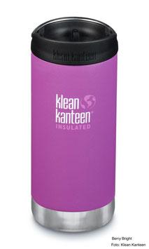 Trinkflasche TKWide vakuumisoliert 355 ml von Klean Kanteen, verschiedene Farben
