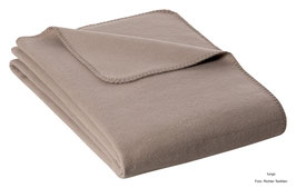 Decke CADIZ 150x200 cm 100% Bio-Baumwolle