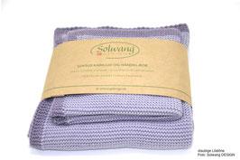 Frame-Set von Solwang DESIGN - 100% Baumwolle, verschiedene Farben