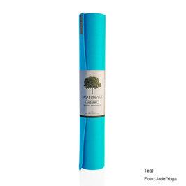 Yogamatte von Jade Yoga - Ltd. / limitierte Auflagen (5 mm, 173 cm), verschiedene Ausführungen