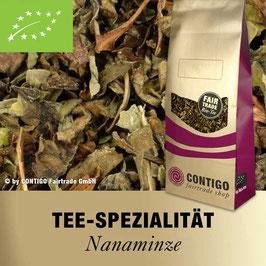 Nanaminze von CONTIGO - Bio-Teespezialität