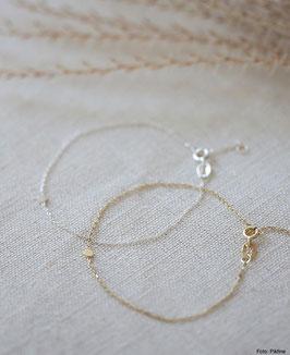 Armband Maeve (einfach) von PIKFINE - vergoldetes Silber