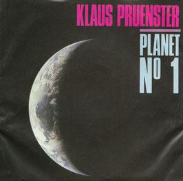 PLANET NO 1  (Vinyl Single)