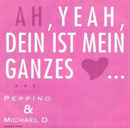 AH, YEAH, DEIN IST MEIN GANZES HERZ  (Vinyl Single)