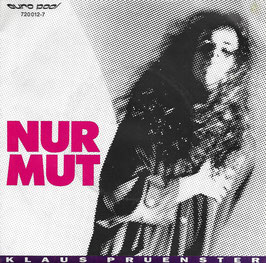 NUR MUT (Vinyl Single)