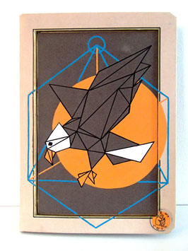 Carnet Animaux - L' Aigle