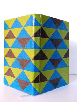 Carnet Scandinave - Carnet Triangles Aléatoires #1