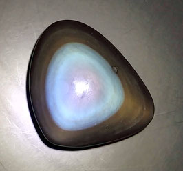 Galet en obsidienne œil céleste (11)