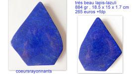 trés beau lapis-lazuli 3