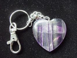 porte clés coeur turkénite