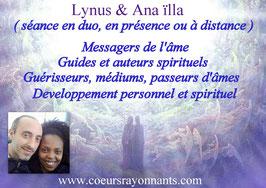 Lynus & Ana ïlla ( séance en duo )
