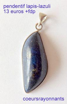 pendentif lapis-lazuli 2