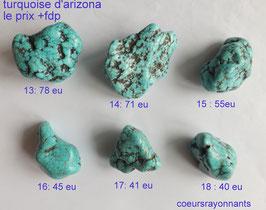 turquoise d'arizona