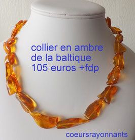 collier en ambre de baltique 5