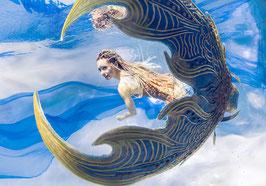 Meerjungfrau Fotoshooting im Pool, 67549 Worms