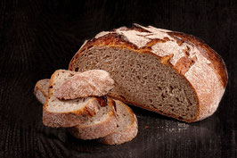 BERLINER LOAF (ROGGENMISCHBROT) GERMAN RYE BREAD