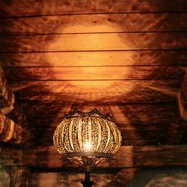 Stehlampe E