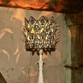 Stehlampe A