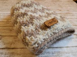 Damenmütze aus MyBoshi Wolle