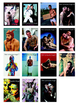 Schwule-Augen-Spezial-Paket / Special offer My Gay Eye