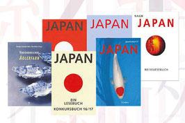 Japan-Lesebücher-Paket