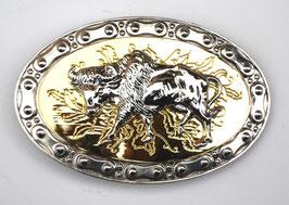 Western-Gürtelschnalle aus Metall